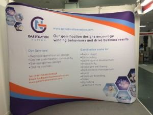 Gamification Nation expo banner