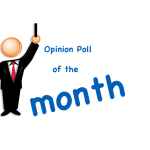Poll of the month: January 2014