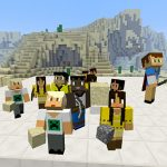 Learning quests in MinecraftEDU